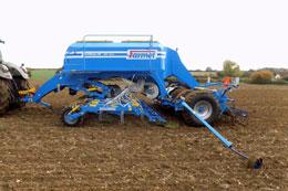 FARMET Falcon Pro Tandem 6m Grain + Fert tine drill