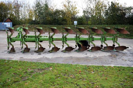 DOWDESWELL 170 MA 9 furrow (7+1+1) on-land plough
