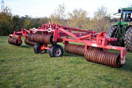 HEVA 10.2m horizontal fold rolls