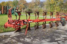 KVERNELAND LD85-300 6 furrow plough