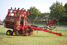 VADERSTAD Rexius Twin 630 6.3m double press