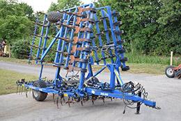 DALBO Cultitrail 600 6m trailed springtine
