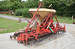 FARMFORCE 4m Drillmate / VICON Supaseeder drill