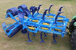 FARMET Triolent TX 470 NS 4.7m stubble cultivator