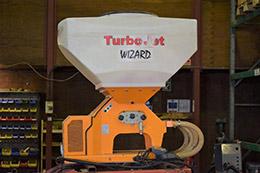 STOCKS Turbo Jet Wizard Mk 4 seeder
