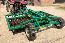 2003 COUSINS Type 28 3.6m rigid double press