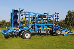 2021 FARMET Fantom 650 Pro 6.5m stubble cultivator