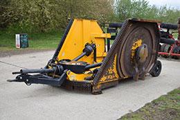 2014 McCONNEL SR15 4.5m Flexwing Topper