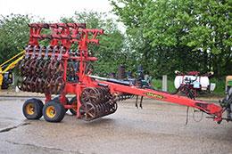1999 VADERSTAD RST 550 5.5m Rexius Twin press