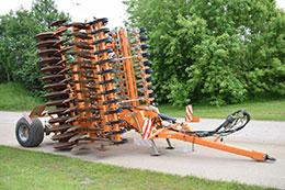 2012 SIMBA Great Plains 6.6m X-Press