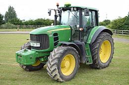 2008 JOHN DEERE 7530 Premium tractor