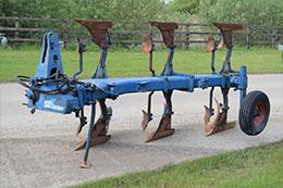 RANSOMES TSR 300 3 furrow plough