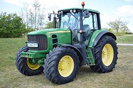 2008 JOHN DEERE 6930 Premium Autoquad tractor