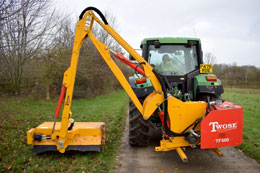 TWOSE TF 500 hedgecutter