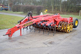 VADERSTAD Rexius Twin RST 330 3.3m double press