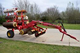 2013 AMAZONE ZA-M 1501 fertiliser spreader