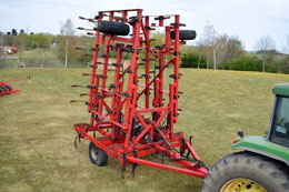 VADERSTAD TD400 4m Topdown